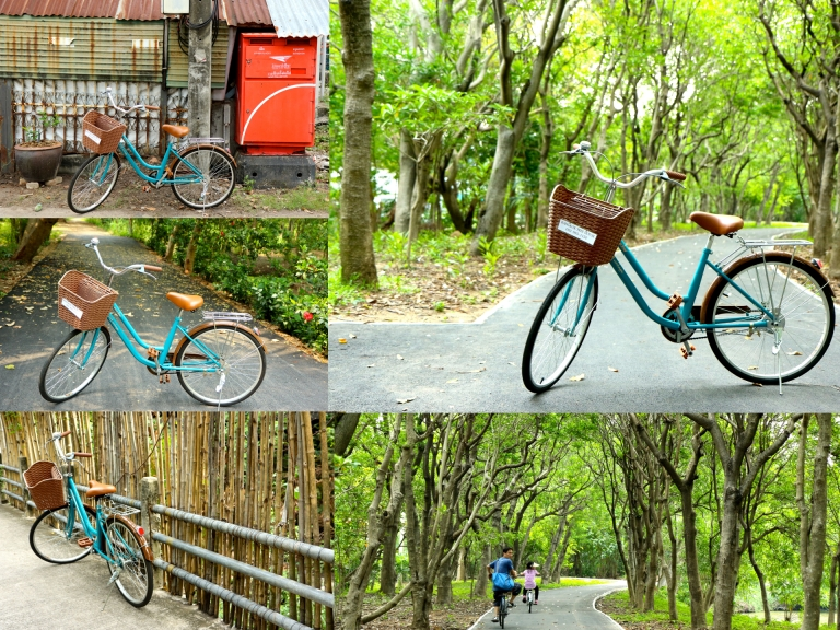 BangKrajao bike tour